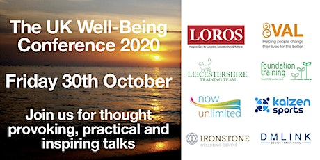 The UK Well-Being Conference 2020 tickets