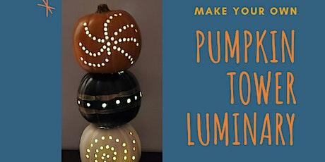 Luminary Tower of Pumpkins tickets