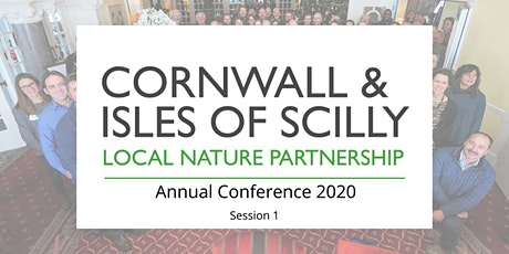 CIOS Local Nature Partnership Conference 2020 - Part 1 tickets