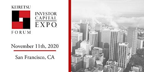 Keiretsu Forum Investor Capital Expo tickets