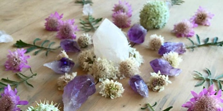 Crystal Class  ~ Protection for You, Home, Pet crystal & Manifesting tickets