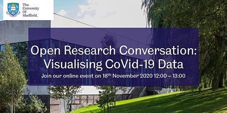 Open Research Conversation: Visualising CoVid-19 Data tickets