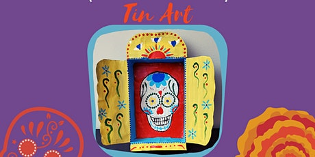Day of the Dead Tin Art Workshop tickets
