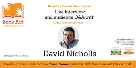 Live interview and Q&A with David Nicholls tickets