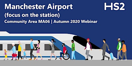 HS2 in  MA06   Manchester Airport (focus on the station) tickets