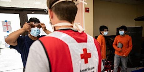 Red Cross Virtual Volunteer Fair tickets