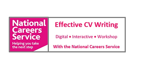 Effective CV Writing tickets