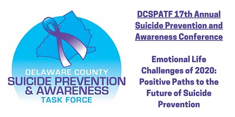 DCSPATF 17th Annual Conference: Emotional Life Challenges of 2020 tickets