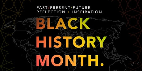 'Black Muslim Woman in Tech' Black History Month Event tickets