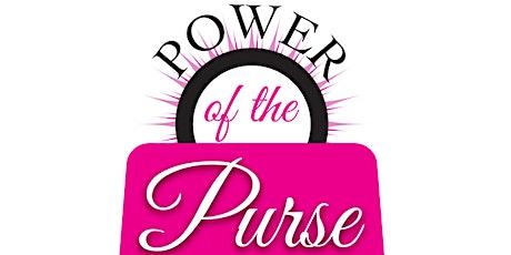 Power of the Purse - Walk Through Event - Thursday November  5, 2020 tickets