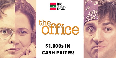 """The Office"" Virtual Trivia! tickets"