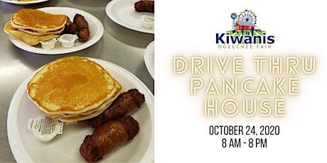 Drive Thru Pancake House tickets