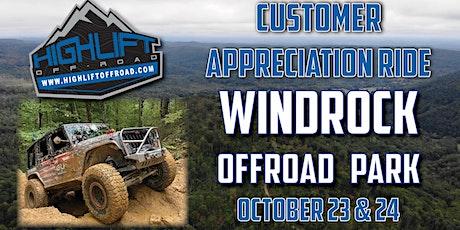 Customer Appreciation Ride Sponsored By: Highlift Offroad tickets