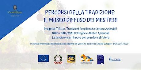 PERCORSI DELLA TRADIZIONE - IL MUSEO DIFFUSO DEI MESTIERI biglietti