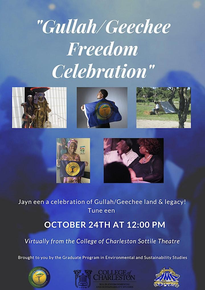 Gullah/Geechee Freedom Celebration image