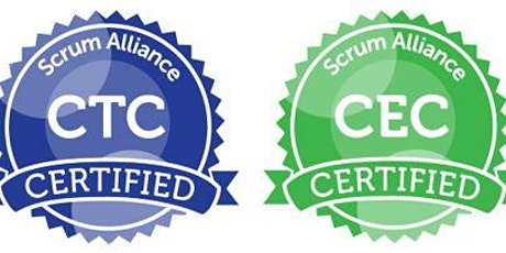 Achieving Scrum Alliance CTC/CEC  Mentoring Program tickets