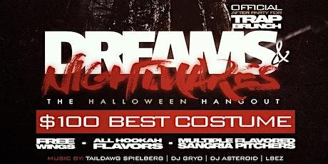 Dreams & Nightmares: The Halloween Hangout by Smokin' Aces™ tickets