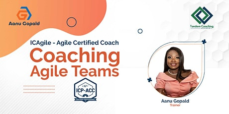 Virtual ICAgile Coaching Agile Teams (ICP-ACC) tickets