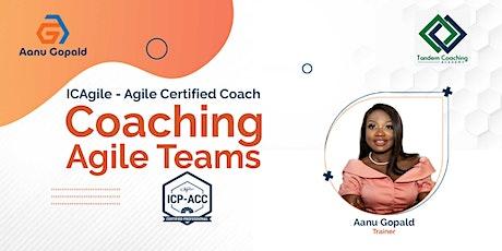 Virtual ICAgile Coaching Agile Teams (ICP-ACC) tickets
