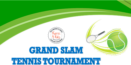 Grand Slam Tennis Tournament tickets
