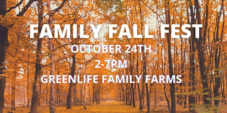 Family Fall Fest tickets