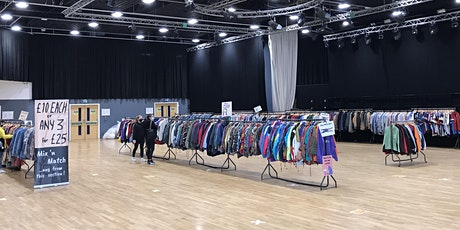 Northumbria SU Headlock Vintage Clothing Sale tickets