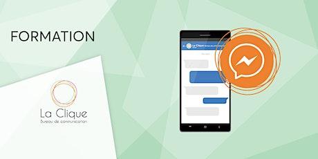 Messenger Marketing : Améliorer l'expérience client tickets