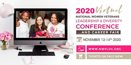2020 National Women Veterans  Virtual Leadership and Diversity Conference tickets