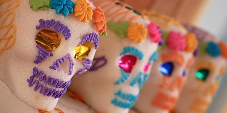 Make & Take: Sugar Skulls for Day of the Dead (Class Full - Waitlist Only)