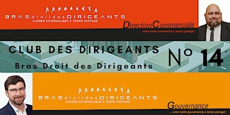 Club Bras Droit des Dirigeants N°14 billets