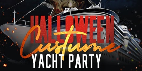 10/30 Halloween Costume yacht party NEW YORK CITY  tickets