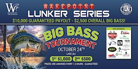 Lunker Series Big Bass Tournament tickets