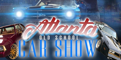 Gabe n Da City Atlanta Old School Car Show tickets