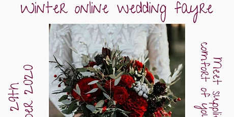 Online Winter Wedding Fayre tickets