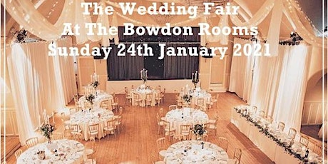 The Bowdon Rooms Wedding Fair tickets