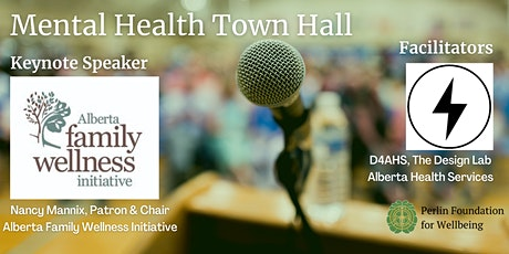 Mental Health Town Hall tickets