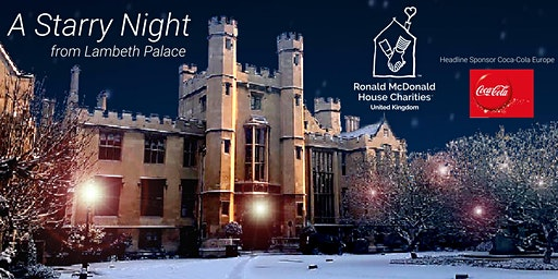 A Starry Night from Lambeth Palace