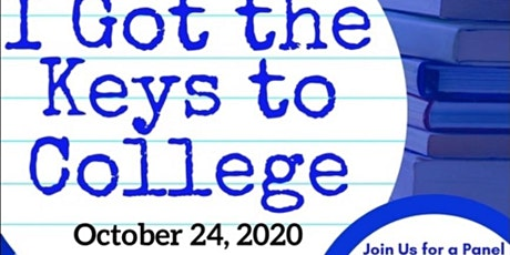 """2nd Annual College Bootcamp: """"I Got the Keys to College!"""" tickets"""