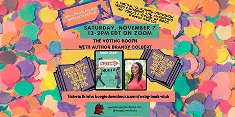 THE VOTING BOOTH with Brandy Colbert tickets