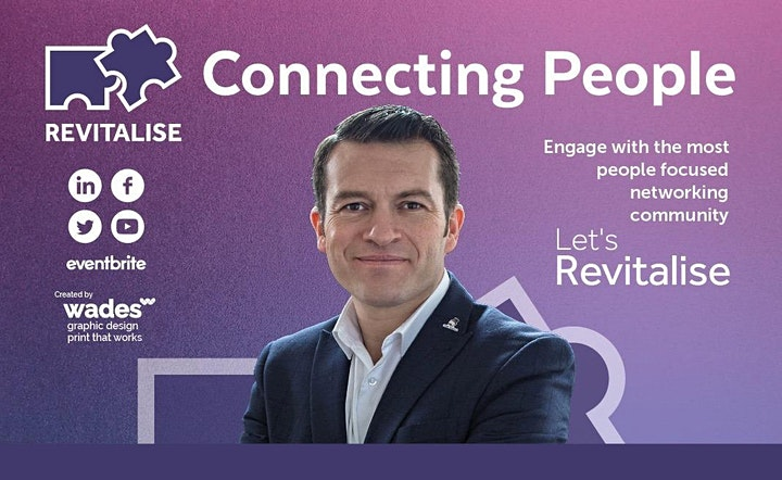 Revitalise Business Event (Ireland) - August image