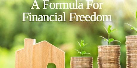 A Formula For Financial Freedom tickets
