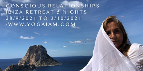 RELATIONSHIPS & DIFFICULT CONVERSATIONS 5 NIGHTS IBIZA RETREAT 28/9/2021 - entradas