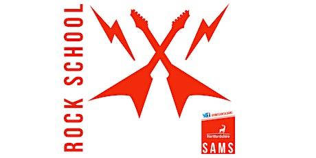 ONLINE: St Albans Music School: Rock School tickets