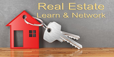 Learn Real Estate Online and network with like minded people tickets
