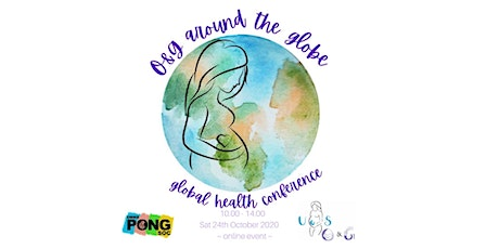 O&G Around the Globe: increasing awareness on global health issues tickets