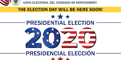 Montgomery County Mail-In Ballot Canvass - October 6, 2020 tickets