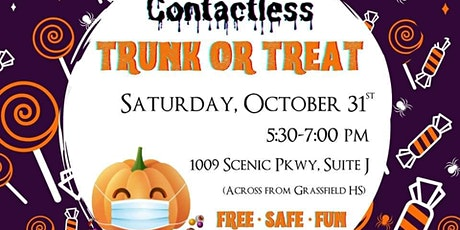 CCOH Trunk or Treat tickets