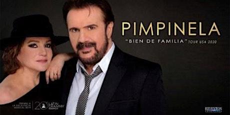 Pimpinela en Concierto tickets