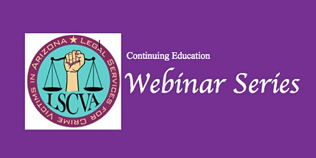 OnDemand Webinar:  Sexual Violence and Crime Victim' Rights for Advocates tickets