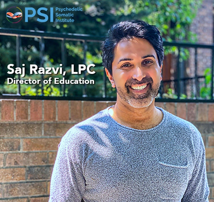 PSI WEBINAR: Psychedelic Therapy Training Program image